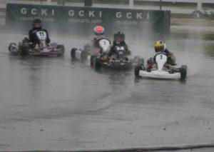 GO Kart Rain Racing