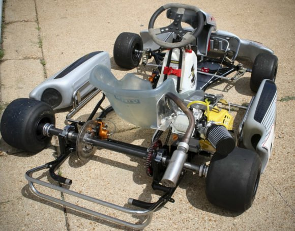 How to Setup a Go Kart for Racing