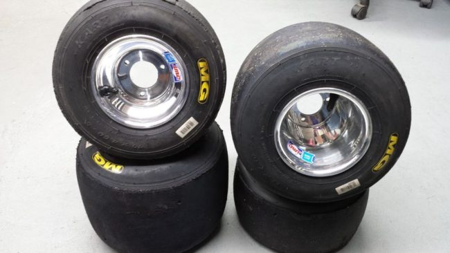 How to Mount Go Kart Racing Slicks