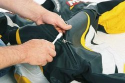 How to wash a racing suit